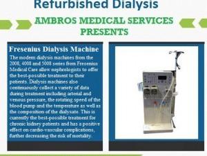 Fresenius Dialysis system